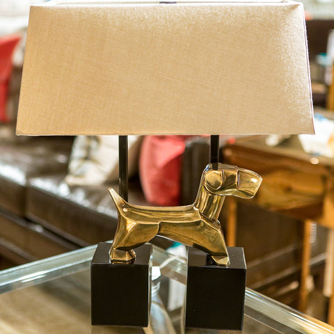 Doggie Table Lamp - Regina-Andrew Design
