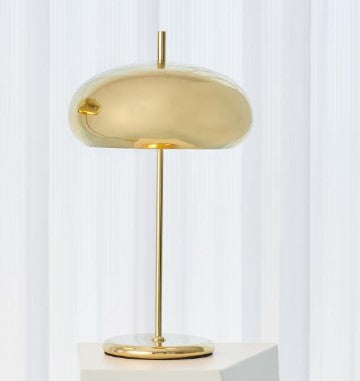 Dome Task Lamp, Brass - Global Views