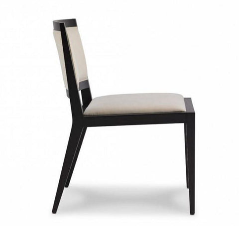 Domicile Upholstered Back Side Chair - Bolier & Co.