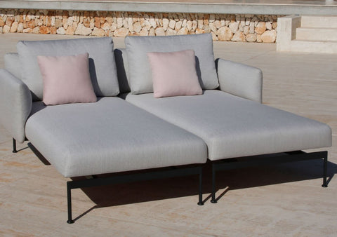 Layout Double Chaise - Barlow Tyrie