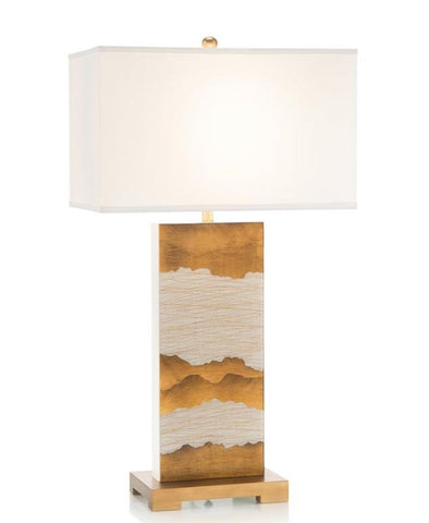 Golden Dunes Table Lamp - John-Richard