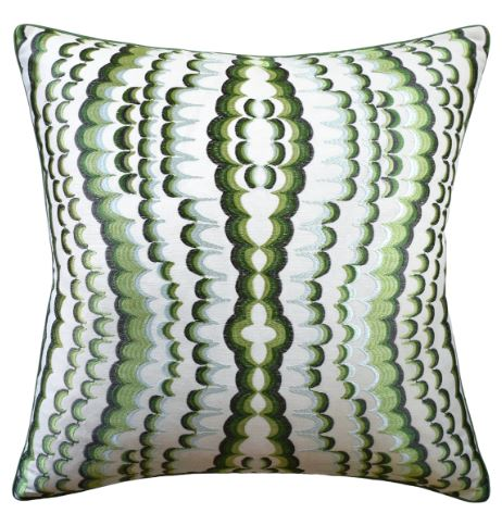 Ebru Embroidery Pillow - Ryan Studio