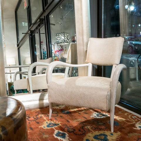 Elka Chair, Ivory   Bernhardt Interiors