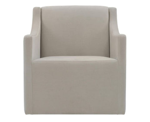 Elle Swivel Chair - Bernhardt Loft