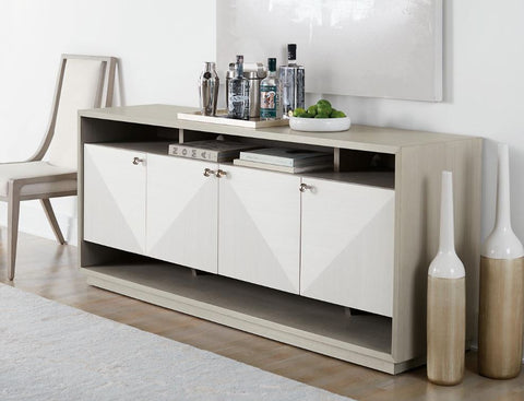 Axiom Entertainment Console - Bernhardt Furniture
