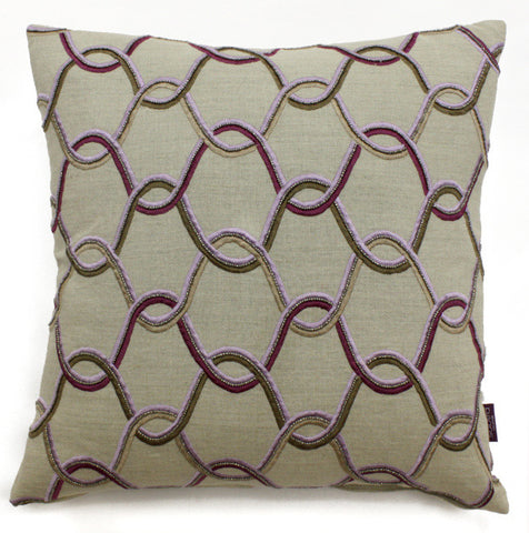 Evin Links Accent Pillow - Sabira Collection