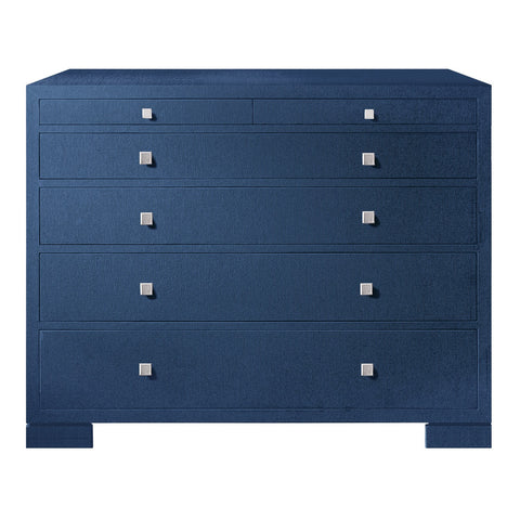 Frances 6 Drawer, Blue - Bungalow 5