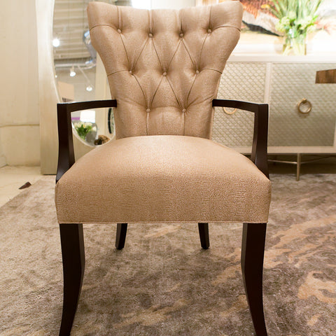 Fitzgerald Arm Chair - DesignMaster Furniture