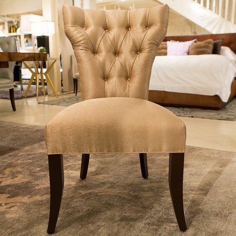 Fitzgerald Side Chair   DesignMaster Furniture