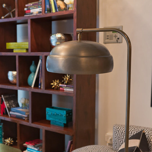 Steam punk floor lamp jamie young luxe home philadelphia steam punk floor lamp jamie young aloadofball Images