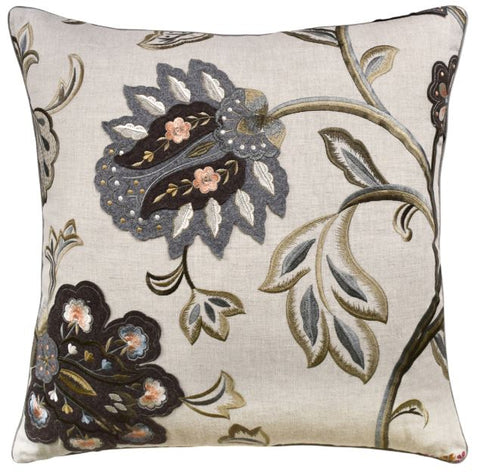 Floral Fantasy Pillow - Ryan Studio