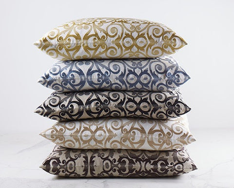 Flourish Pillow - Ann Gish