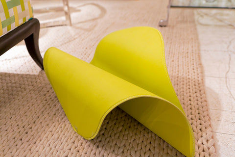 Fly Magazine Rack, Mustard - Tonin Casa