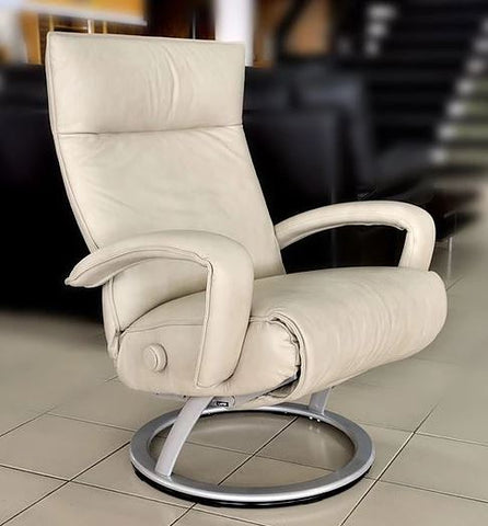Gaga Recliner, Chestnut - Lafer