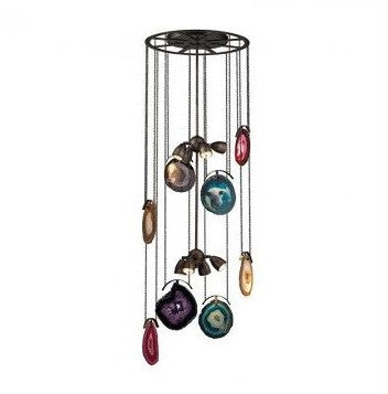 Gallery 8 Light Chandelier - Dimond Home