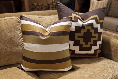 Gaucho 20x20 Pillow - V Rugs and Home