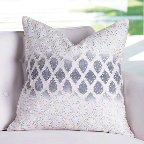 Gem Lace Pillow - Global Views