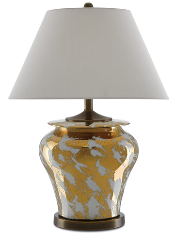 Dulcet Table Lamp - Currey & Company