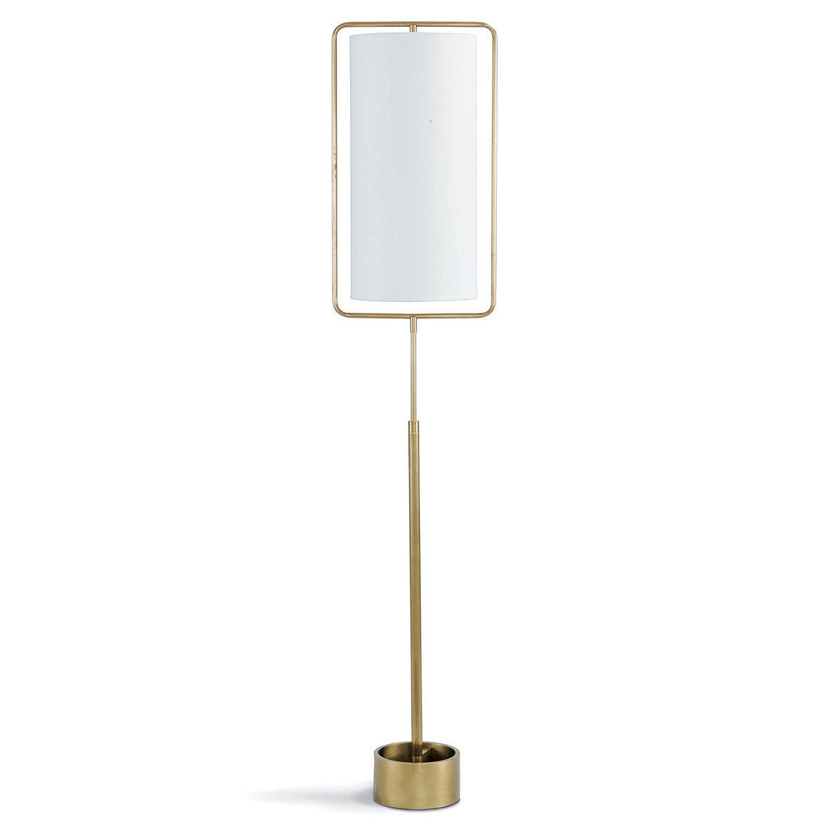 Geo rectangle floor lamp regina andrew luxe home philadelphia geo rectangle floor lamp regina andrew aloadofball Images