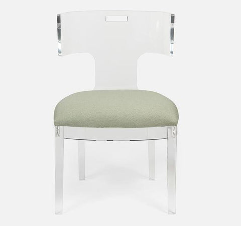 Gibson Upholstered Acrylic Chair - Made Goods