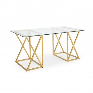 Gilt Desk Gold - Chelsea House