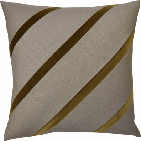 Giorgio Linen Marcus Pillow 22x22 - Ryan Studio