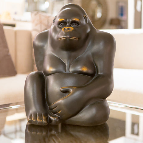 Gorilla Antique Brass - Phillips Collection
