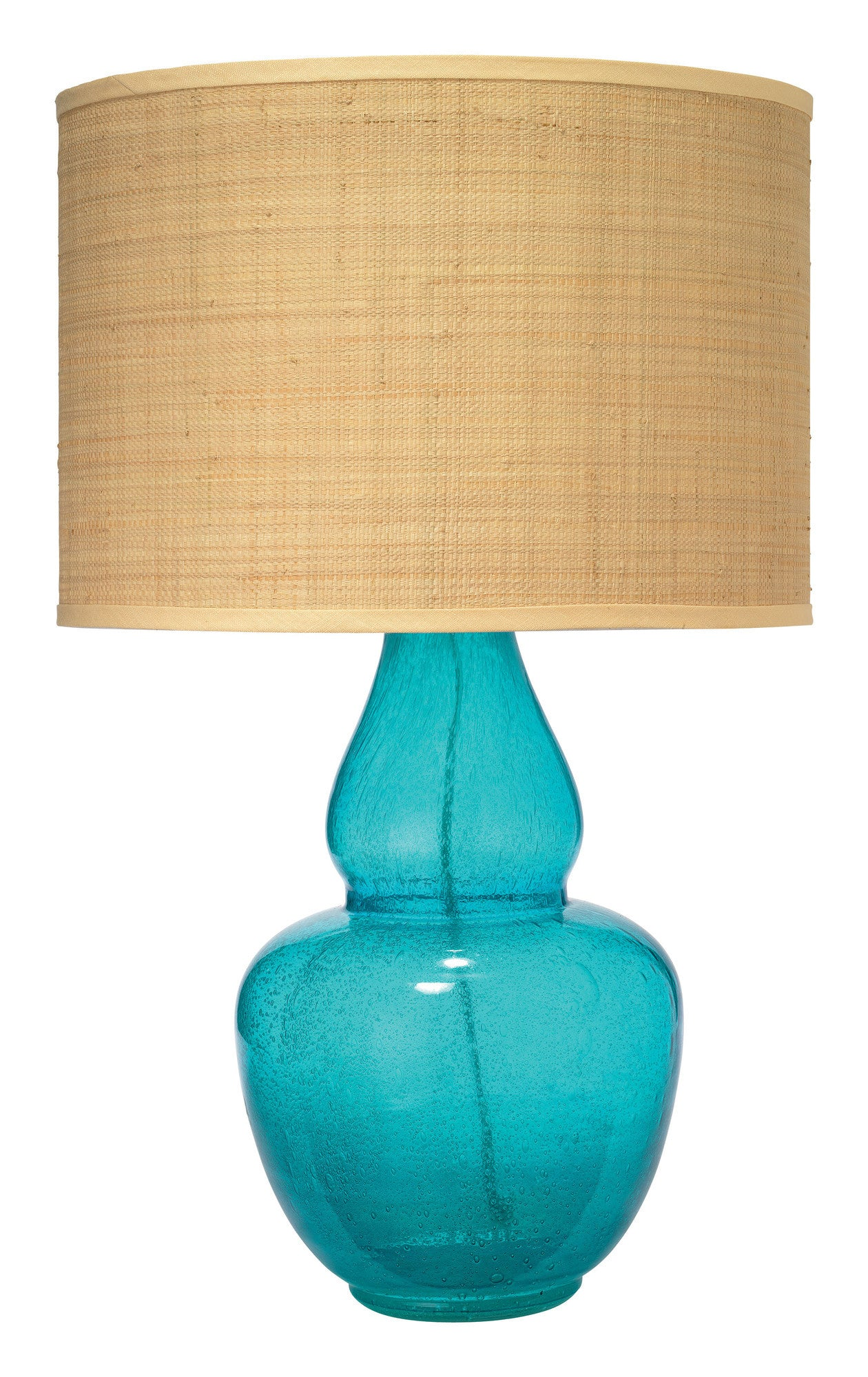 Gourd aqua table lamp jamie young luxe home philadelphia gourd aqua table lamp jamie young geotapseo Images