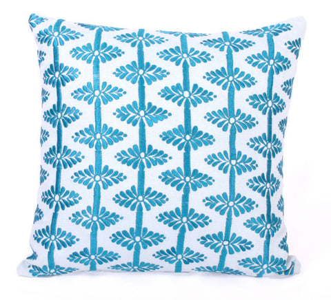 Graphic Ordue Design Pillow - Sabira Collection