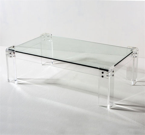 Gwenyth Rectangular Cocktail Table - Interlude Home