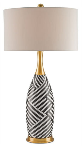 Hester Table Lamp - Currey & Company