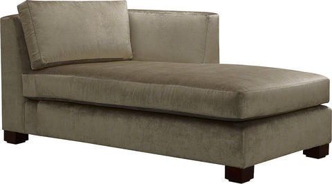 Hudson Right Arm Facing Chaise - Baker Furniture