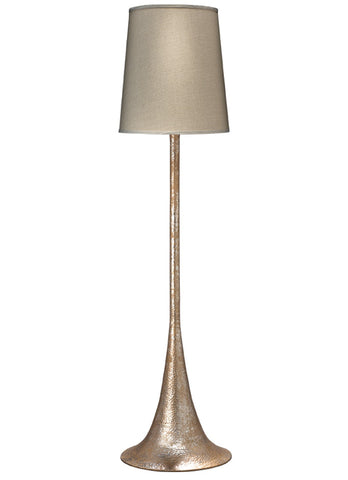 Hammered Floor Lamp - Jamie Young