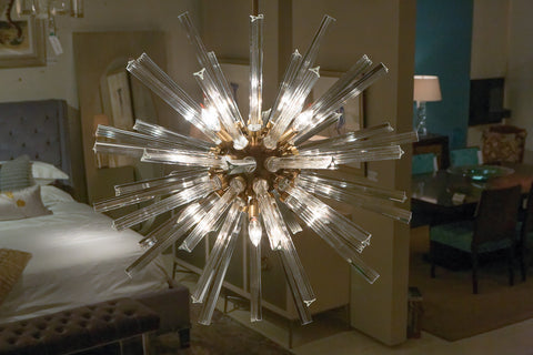 Hanley Small Chandelier - Arteriors Home