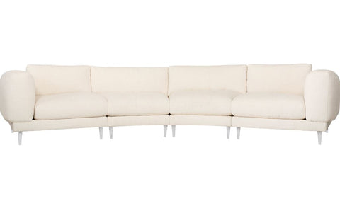 Harper Sectional - Bernhardt Interiors
