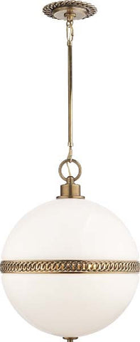 Hendricks Large Globe Pendant - Visual Comfort