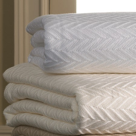 Herringbone Full/Queen Blanket - Legacy Home