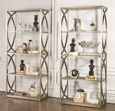 Holborn Collection Etagere - Global Views