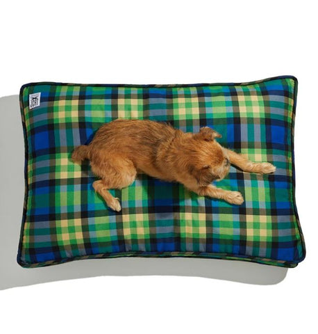 The Hobbit Plaid Dog Bed - Mr. Dog