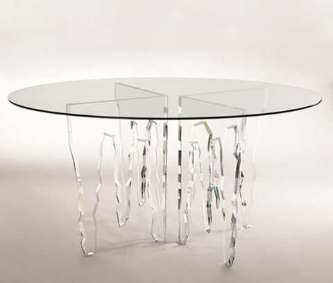 Ice Dining Table w/60