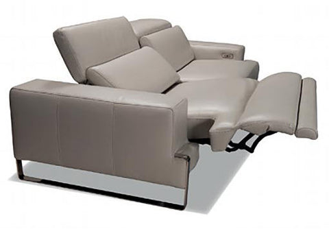 i779 Leather Reclining Sofa - Incanto