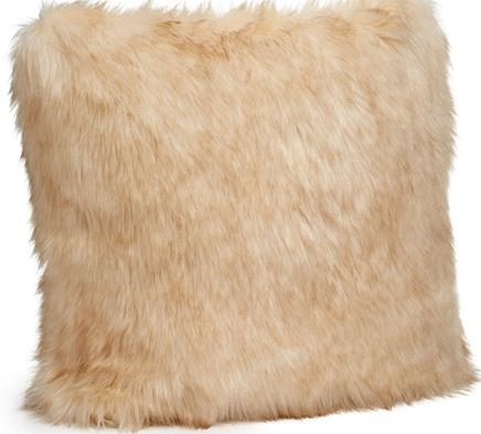 Ivory Bear Limited Edition Pillow - Fabulous Furs