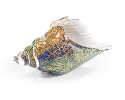 Ethereal Glass Conch - John-Richard