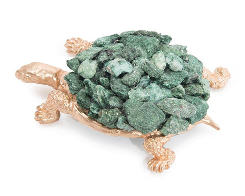 Turtle in Fuchsite - John-Richard