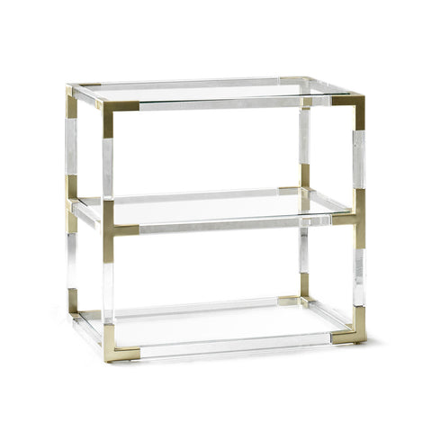 Jacques Two Tier Table - Jonathan Adler