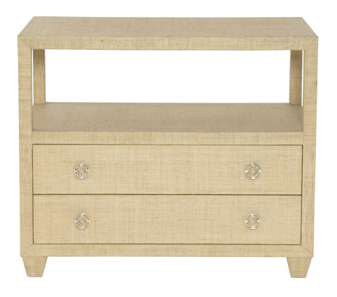 Jada Bachelor's Chest - Bernhardt Interiors