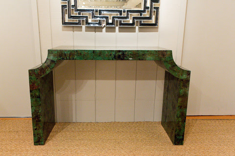 Jade Console - Made Goods