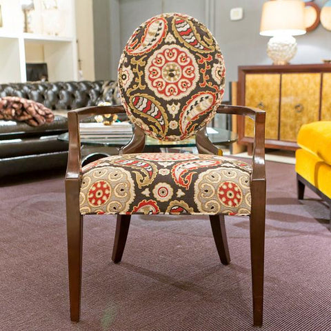 Jet Set Arm Chair - Bernhardt Furniture