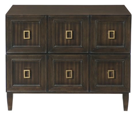 Jet Set Bachelor's Chest - Bernhardt Furniture