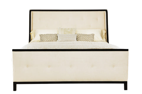 Jet Set Upholstered Queen Bed - Bernhardt Furniture